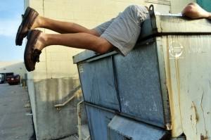 Dumpster Diving Treasure