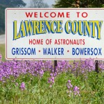 lawrence indiana sign